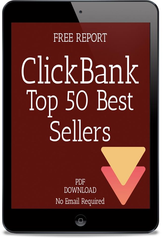 Top 50 ClickBank Best Sellers for 2020